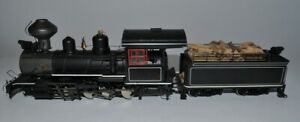 On30 Bachmann Baldwin 2-8-0 Steam Locomotive DCC with Sound