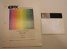 RARE Speed-O-Disk Manual and Disk for Atari 400/800