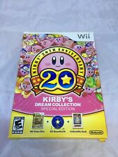 Kirby's Dream Collection Special Edition Nintendo Wii, 2012