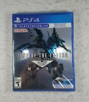 Zone Of The Enders: The 2nd Runner Mars (Sony PlayStation 4, PS4 VR New Sealed)