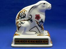 WEDGWOOD - China - HARE Paperweight - Noah's Ark Collection c1996-1998 - Exc.