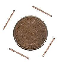Netherlands: 1 Cent 1924 VF+ Rare