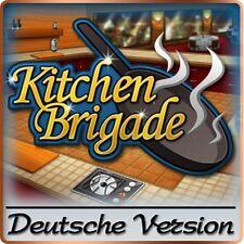Koch Profi-Kitchen Brigata Deluxe-PC-GIOCO-Windows XP/Vista/7/8