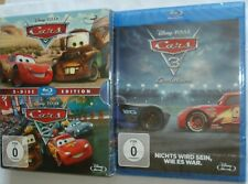Cars 1 2 BLURAY Collection Blu-ray DVD Video