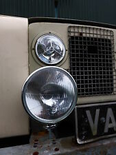 Classic vintage kit car Complete 7 inch Headlight Light/Lamp. Mount, Rim & Loom