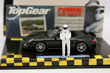 Minichamps 1/43 - Porsche 911 Turbo Cabriolet Top Gear Stig