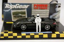 Minichamps 1/43 - Porsche 911 Turbo Cabriolet Top Gear Stig