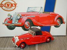 1939 Triumph Dolomite van Dinky DY DY-S 17 in OVP *4128