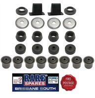 HOLDEN HQ HJ HX HZ SEDAN WAGON REAR SUSPENSION (RUBBER) REBUILD KIT RARE SPARES