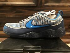 new arrival 29e1a b14e9 Nike Air Zoom Spiridon  16 STASH AH7973-400 Navy Harbor Blue sz 11 DS