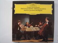 MELOS QUARTETT STUTTGART Shubert/ Strings 4LP BOX Imp ITALY DG 2862237 Stereo