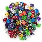 7pcs/Set TRPG D&D Games Dices Dungeons & Dragons D4-D20 Multi-Sided Poly Dice