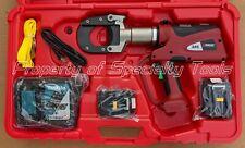 Burndy Patriot Patcut245li Battery Hydraulic Cu Al Cable Wire Cutter Tool New