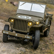 Eachine Rochobby Willys MB 1:12 RC Car Militär LKW Geländewagen RTR Auto Kinder