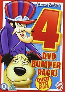 HANNA BARBERA 4 DVD BUMPER PACK DVD [UK] NEW DVD