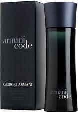 ARMANI CODE By Giorgio Armani 2.5 oz / 75 ml Men's Cologne *NEW IN BOX*