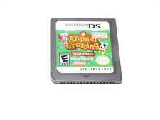 Not For Resale Nintendo DS Animal Crossing Wild World Download Relay Demo NFR