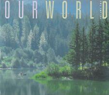 Our World - Nature - USA, Australia, Canada, Sweden, UN, GB Folia MNH 27 Stamps