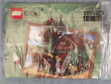 LEGO Ideas Fishing Store 21310 Instruction Booklet book Manual ONLY NO BRICKS