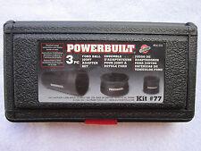 Powerbuilt Ford Ball Joint Adapter Set (Kit # 77) Model # 641322 **NEW**