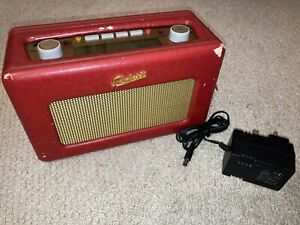 Roberts Radio Revival RD50 Red Vintage Retro Classic FM Edition DAB FREE POST