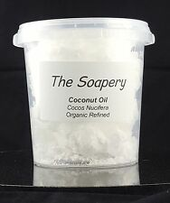 Coconut Oil - 250g - Organic Refined Pure Natural Base Oil