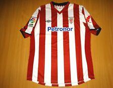 ATHLETIC BILBAO 2012 2013 UMBRO SHIRT Football Spain Camiseta Soccer  XL