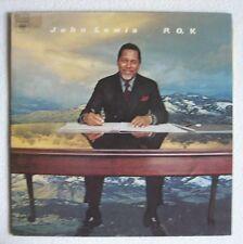 LP JOHN LEWIS P.O.V. US COLUMBIA RECORDS 1975 RICHARD DAVIS MEL LEWIS JAZZ