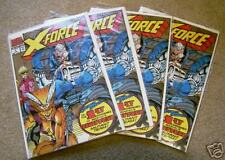 4 - X-Force Comics #1 Special Edition