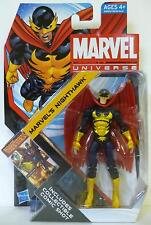 "MARVEL'S NIGHTHAWK Marvel Universe 4"" Action Figure #18 Series 4 Hasbro 2013"