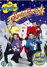 Wiggles - Santa's Rockin (DVD, 2006)