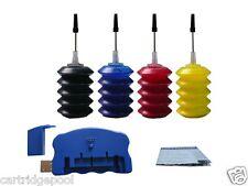 Chip resetter+refill pigment ink kit for Epson 126 T126:NX430 60 435 4x30ml