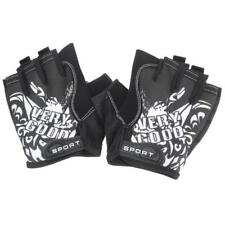Unisex Cycling Gloves Mens Bicycle Motorcycle Sport Exercise Half Finger Gloves