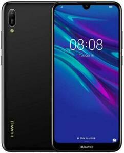 Huawei Y6 2019 Black - 4G 32GB Smart Phone - Android 9.0 - Unlocked - UK Stock