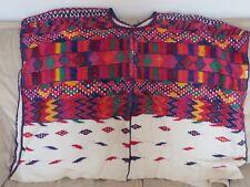 More details for guatemalan vintage hand-woven huipil blouse