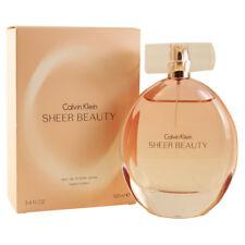 Sheer Beauty Eau De Toilette Spray 3.4 Oz / 100 Ml for Women by Calvin Klein