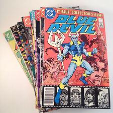 Blue Devil Set of 27 (#1-25, 27, Annl. #1) VF (Average) Kane, Giffen, Crisis