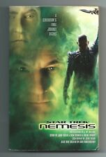 STAR TREK: NEMESIS by J M Dillard (Pocket Books PB, 2003) 1st