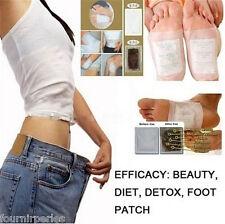 FP 2 pcs Patch de Pieds Pads Amélioration Sommeil Anti-Toxine Beauté Detox