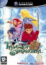 TALES OF SYMPHONIA GAMECUBE GAME PAL