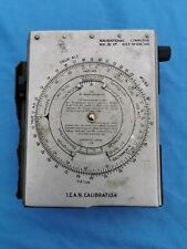 ww2 RAF MKIIID Navigation computor