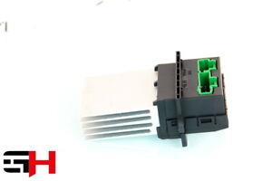 1 Blower Regulator Resistor Fan for Citroen,Nissan, Peugeot,Renault Gh