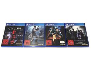 Resident Evil Sammlung PS4 PS 4