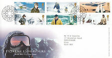 29 APRIL 2003 EXTREME ENDEAVOURS ROYAL MAIL FIRST DAY COVER SHS (u)