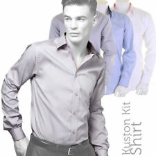 Cotton Classic Fit Long Regular Formal Shirts for Men