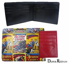 DC Superman Wallets for Men