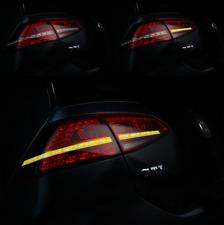Upgrade Dynamic Turn Signal Adapter LED Tail Lights Module VW Golf 7 MK7 GTI R .
