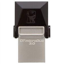 Lápices USB - Kingston Datatraveller Microduo 64GB
