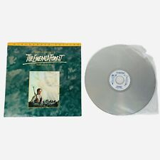 The Emerald Forest 1985 Laserdisc ID2716SU New Line Home Video Widescreen 2 Disc