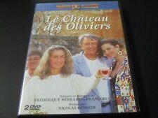 """COFFRET 2 DVD """"LE CHATEAU DES OLIVIERS, PARTIE 2"""" Brigitte FOSSEY Jacques PERRIN"""